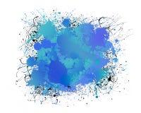 Färgstänkbakgrund Arkivbilder