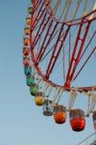 färjor som landar hjulet Royaltyfria Bilder