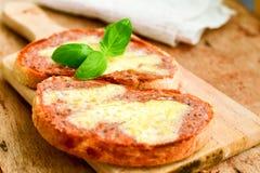 Färsrostat bröd royaltyfri bild