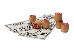 Fässer eines Lotto Lizenzfreies Stockbild