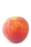 fästande ihop isolerad persika Arkivfoton
