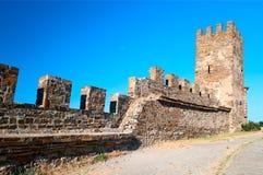 fästning Royaltyfria Bilder