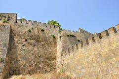 Fästning Arkivfoton