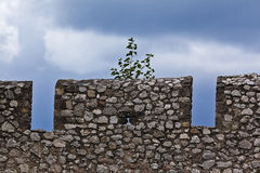 Fästning 08 Arkivbild