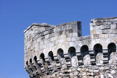 fästning Arkivbilder