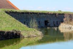 fästning Arkivfoto