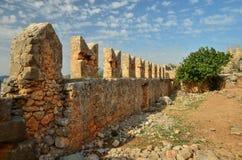 Fästning av korsfarare Arkivfoton