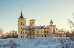 Fästning BIP i Pavlovsk Arkivfoton