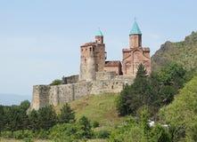 Fästning Gremi, Georgia, Europa Royaltyfria Bilder