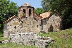 Fästning Gremi, Georgia, Europa Arkivfoton