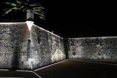 Fästning i Cascais Royaltyfri Fotografi