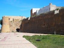 Fästning i El Jadida i Marocko Royaltyfria Foton