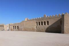 Fästning i Sousse Arkivfoto