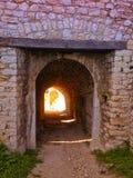 fästning i tesanj Arkivbilder
