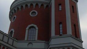 Fästning Kastellet i Stockholm sweden lager videofilmer