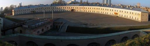 fästning kiev Arkivfoto
