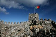 fästning mauritanian Arkivfoto