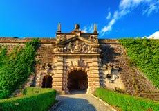 Fästning Rosenberg - Kronach Royaltyfri Fotografi