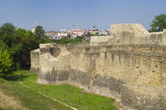 Fästningbastion Arkivbild