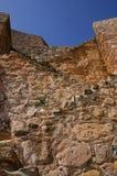 Fästningen Arkivfoto