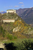 Fästningen Arkivfoton