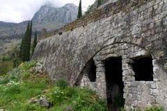Fästningen Royaltyfria Bilder