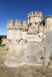 Fästningen av cocaen Arkivfoto
