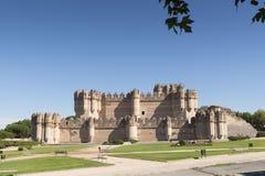 Fästningen av cocaen Royaltyfri Bild