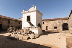 Fästningen av de tre kloka männen Arkivbild