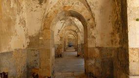 Fästningen av San Fernando royaltyfria foton