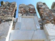Fästningen av St Peter Bodrum Turkey Arkivbild