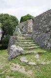 Fästningen, stad Knin, Kroatien Royaltyfri Bild