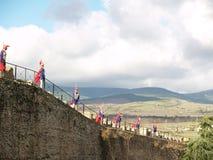 fästningguards Arkivbilder