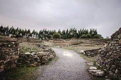 Fästningingång Fotografering för Bildbyråer