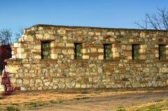 fästningkale skopje Arkivbild