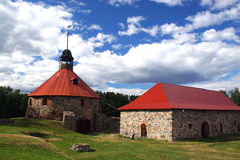 fästningkareliyakorela Arkivbild