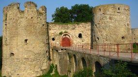 fästningkoporie Royaltyfria Bilder