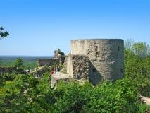 fästningkoporye Arkivfoto