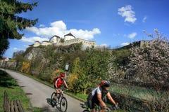 fästningkufstein Royaltyfri Fotografi