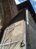 fästningmedgibeg Royaltyfria Foton