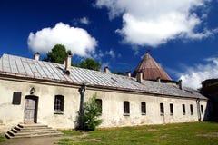 fästningoreshekshlisselburg Arkivbild