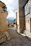 fästningrasnov Arkivfoto