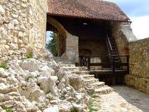 fästningrasnov Royaltyfria Foton