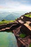 fästningslottdelen fördärvar si arkivbilder