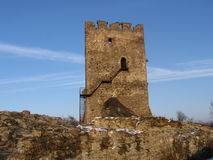 fästningsten Royaltyfria Bilder