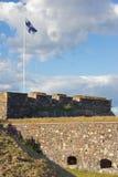 fästningsuomenlinna arkivfoton