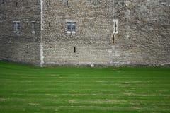 Fästningvägg Arkivbild