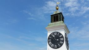 Fästningwatchtower Arkivbild