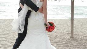 Få att gifta sig lager videofilmer