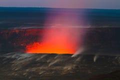 få utbrott vulkan fotografering för bildbyråer